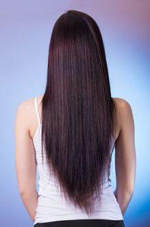Krásné vlasy