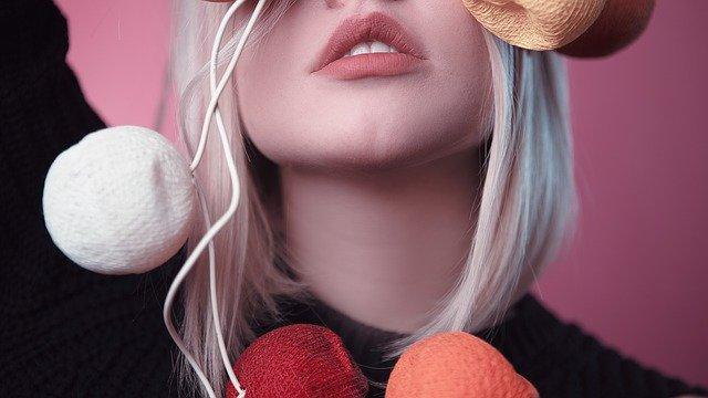 makeup pleť