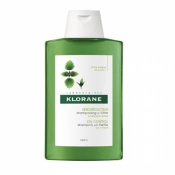 KLORANE Šampon na mastné vlasy z kopřivy