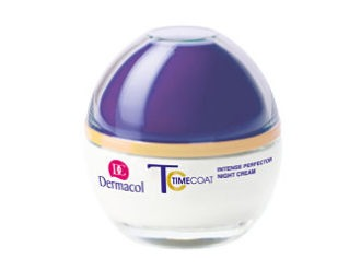 dermacol Time coat night cream