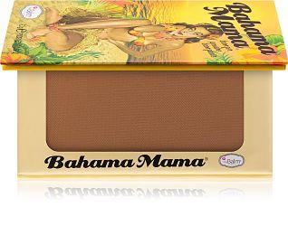 theBalm Bahama Mama bronzer, stíny a konturovací pudr v jednom