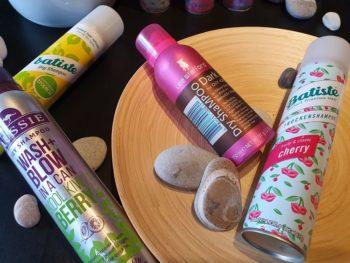 Nejlepší suché šampony