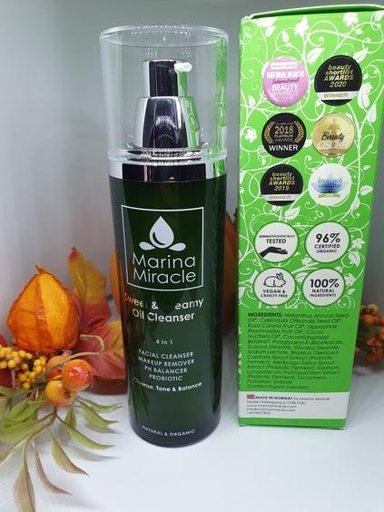 Čistič Sweet Creamy Oil Cleanser Marina Miracle