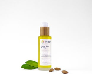 Lobey Pěsticí tělový olej BIO