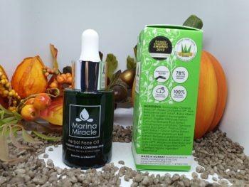 Pleťový Olej Herbal Face Oil Marina Miracle