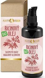 Purity Vision Ricinový olej BIO