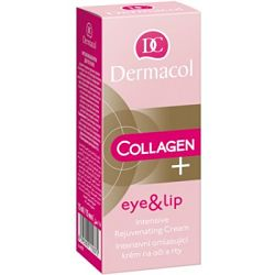 Dermacol Collagen+ Eye & Lip oční krém