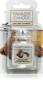 Yankee Candle Soft Blanket vůně do auta závěsná