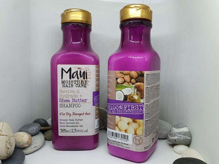 Maui Moisture šampon a kondicionér