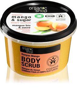 Organic Shop Body Scrub Mango & Sugar
