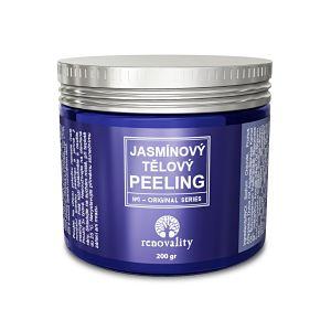 Renovality Jasmínový tělový peeling
